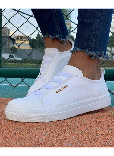Chekich CH013 BT Erkek Ayakkabı BEYAZ Beyaz